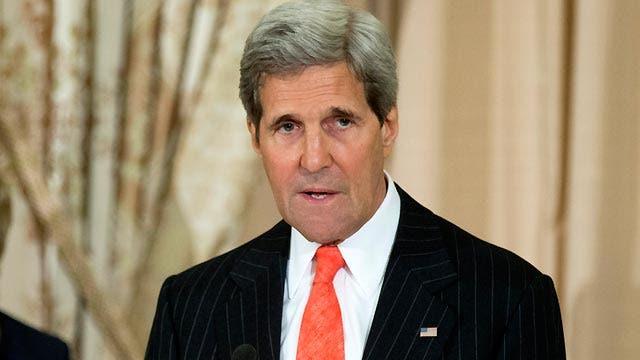 Secretary Kerry ignites fiery response in Israel
