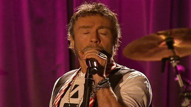 Bad Company's Paul Rodgers unveils new solo record
