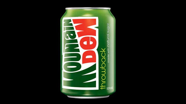 Florida school stops serving Mountain Dew before test