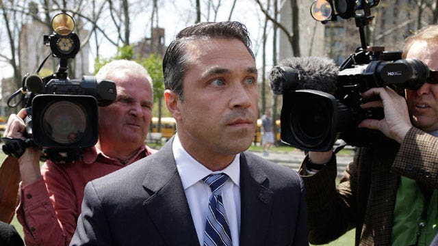 Rep. Michael Grimm fights back