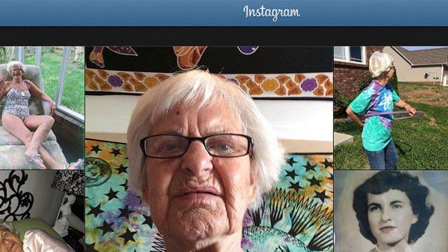 Boyfriend-stealing granny