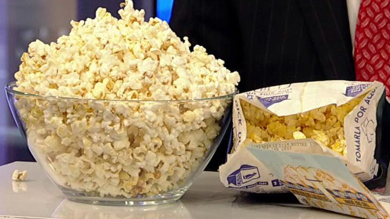 Dr Oz Reveals The Hidden Dangers Of Microwave Popcorn