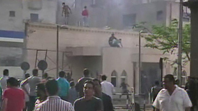 Reaction to dramatic video of attack on Christians in Egypt