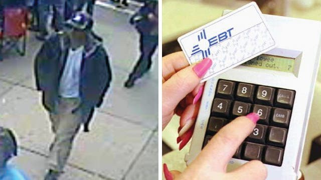 Are more potential terrorists getting food stamps?