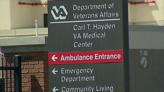 'No accountability' at the VA?