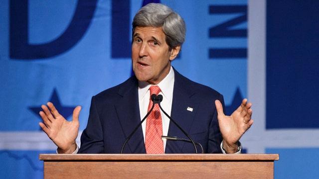 Bias Bash: Media firestorm over Kerry 'apartheid' remarks