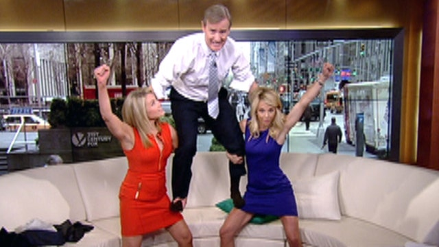 After the Show Show: Cheerleading lessons