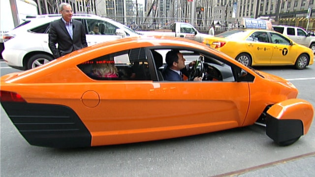 Elio Motors gives sneak peek of new eco-friendly car