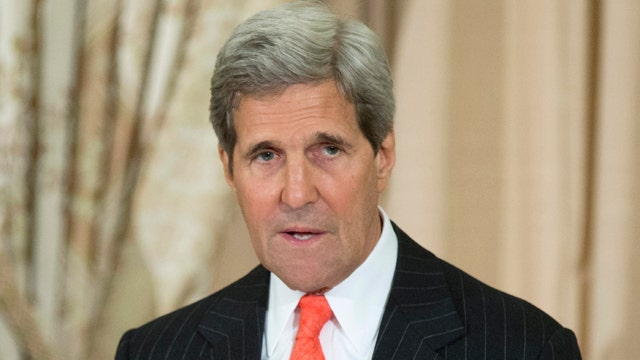 GOP calling for Kerry to resign after remarks over Israel
