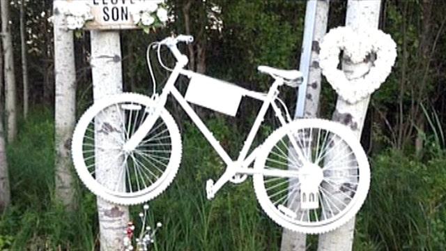 Driver kills teen cyclist then sues victim's family