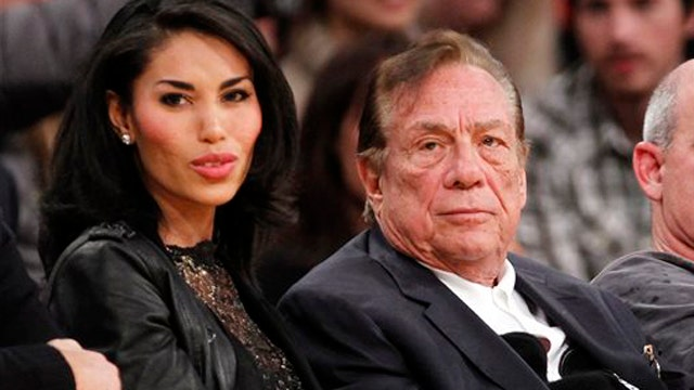 What is the legality of banning LA Clippers owner for life?