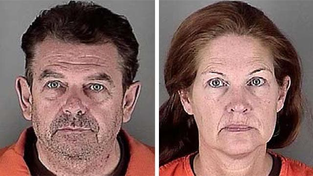 Couple of accused living high life off welfare in poverty?
