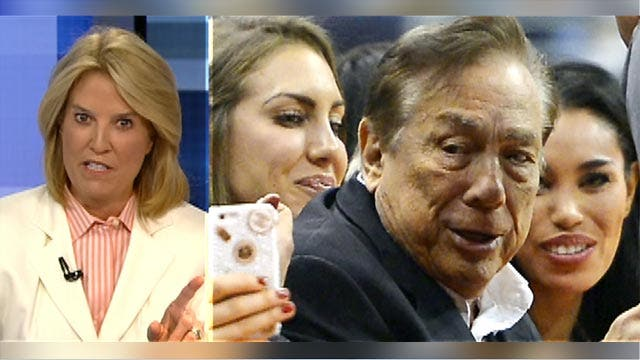 Greta: I have some free legal advice for Donald Sterling