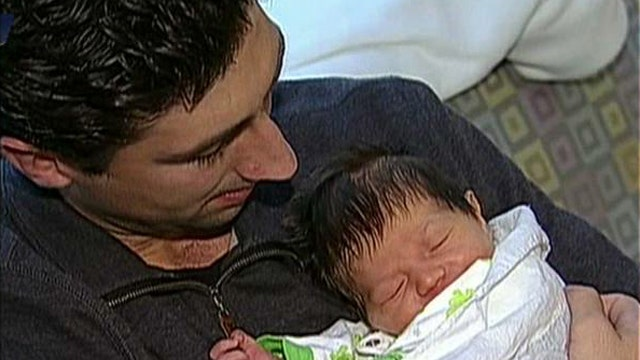 'Daddy showers' on the rise for dads-to-be