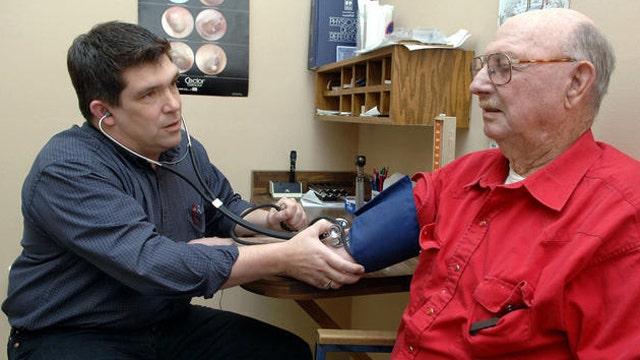 Sen. Roberts talks rising health care costs under ObamaCare