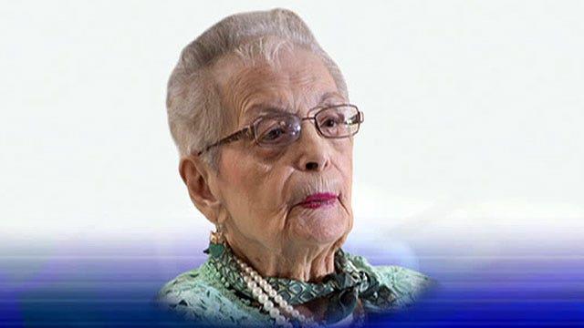 Lasting legacy: Antoinette D'Amato laid to rest
