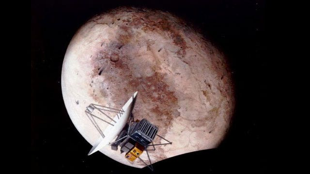 What happened to Pluto?