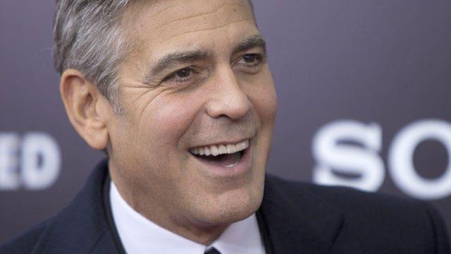 Meet George Clooney's fiancee