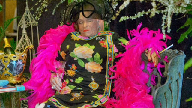 New Orleans socialite's wish to 'attend' her wake fulfilled