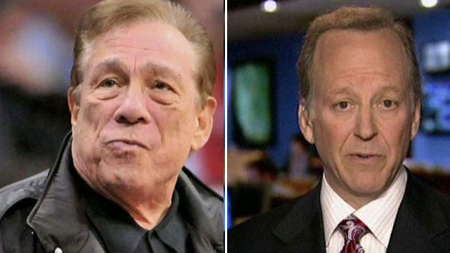 Jim Gray: Donald Sterling says Clippers 'not for sale'