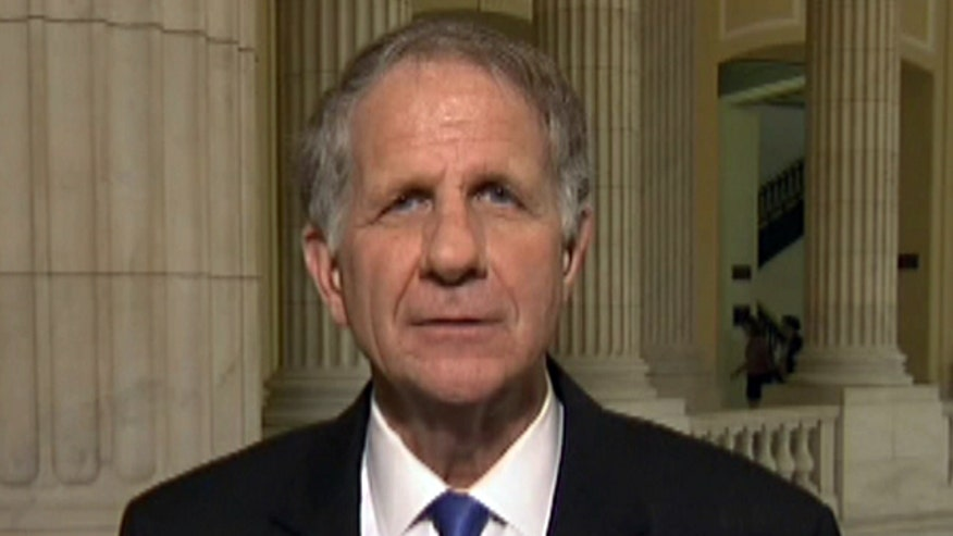 Rep. Ted Poe on the push for tougher sanctions against Putin