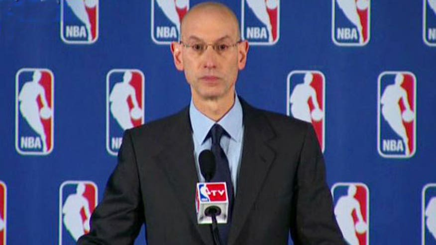 Adam Silver releases findings on Sterling's racist rant, urges NBA owners to force sale of the team