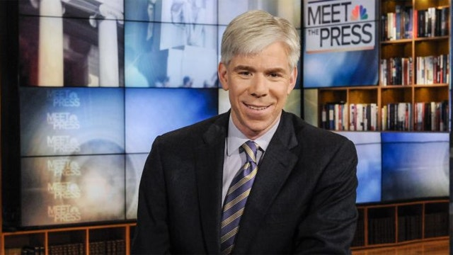 Is David Gregory too liberal for Sunday show?