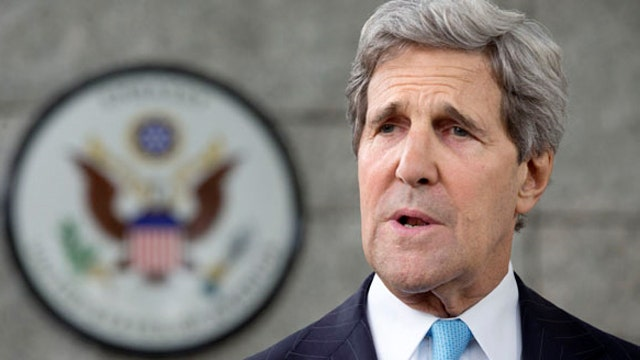 Should Sec'y Kerry resign for latest foreign policy fumble?