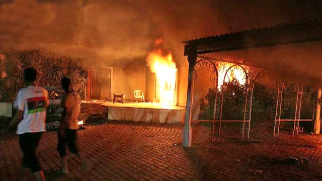 Emails link changes to Benghazi talking points to WH