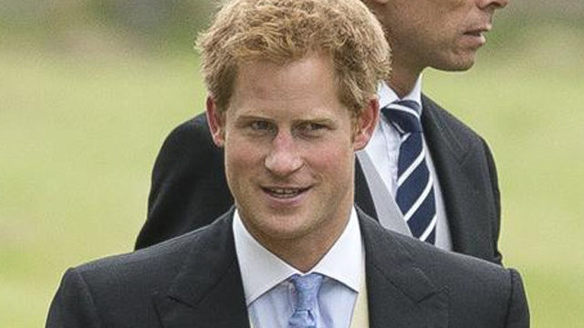 Prince Harry reportedly back on the market