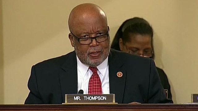 Media ignoring Rep. Bennie Thompson's racial rant?