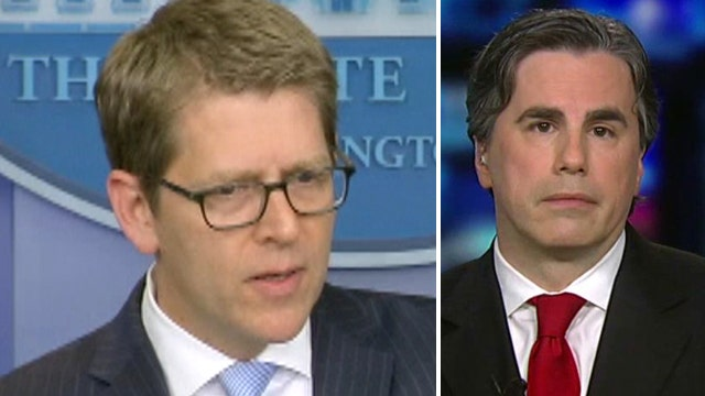 Judicial Watch's Tom Fitton: 'Jay Carney is not credible'