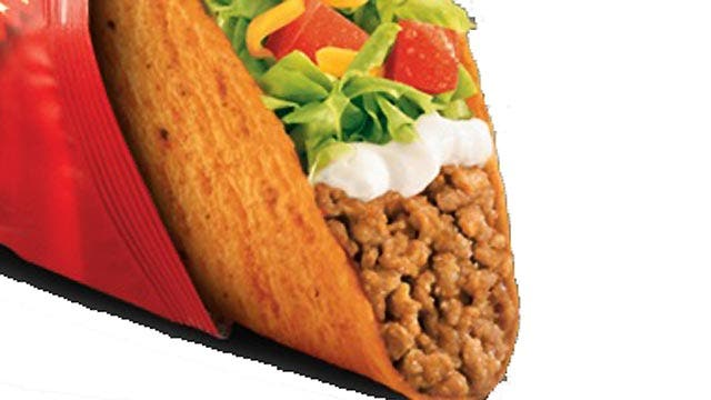 Taco Bell finally reveals mystery meat