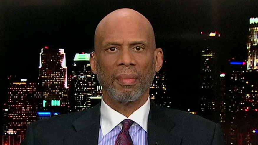 Basketball hall of famer Kareem Abdul-Jabbar weighs in on the Donald Sterling controversy