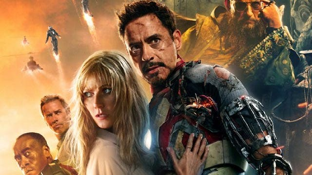 Is 'Iron Man 3' the best Marvel movie?