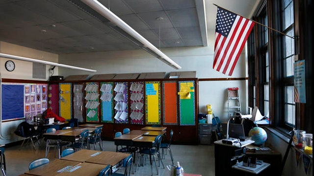 Fighting a war on terror in American classrooms