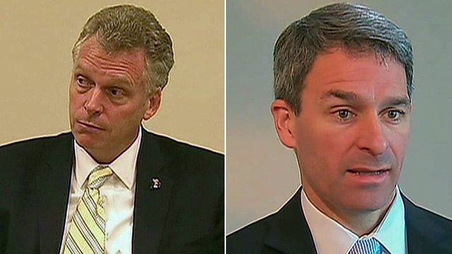 Race for governor in Virginia heats up
