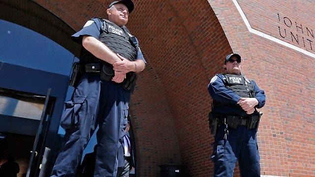 Boston police arrest three more suspects in marathon attack
