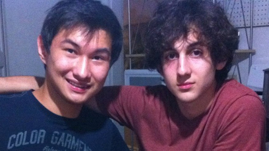 Evidence continues to build up against Dzhokhar Tsarnaev