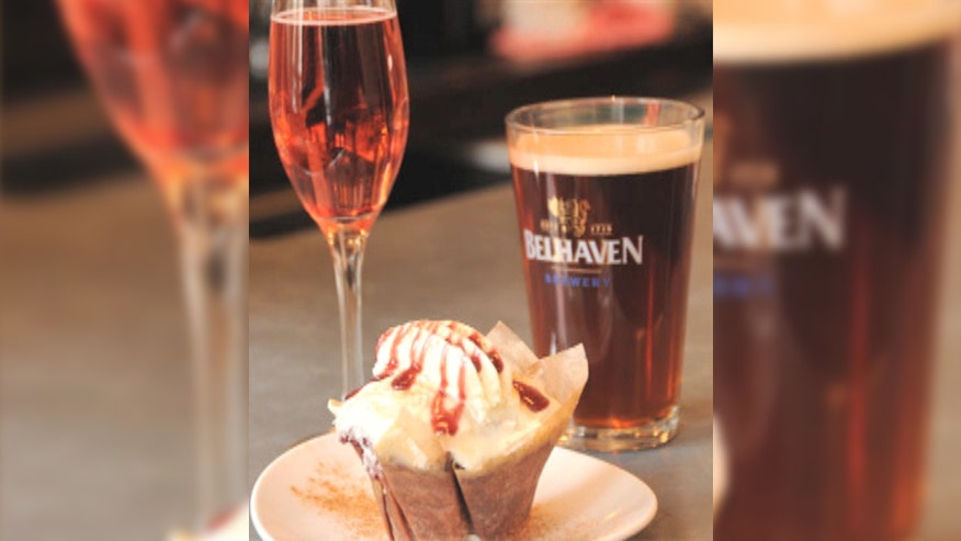 Marlo Scott, owner of Sweet Revenge in New York City, takes pride in pairing her delicious cupcakes with various wines and beers that have been carefully selected for maximum enjoyment! Perfect treat for Mother's Day!