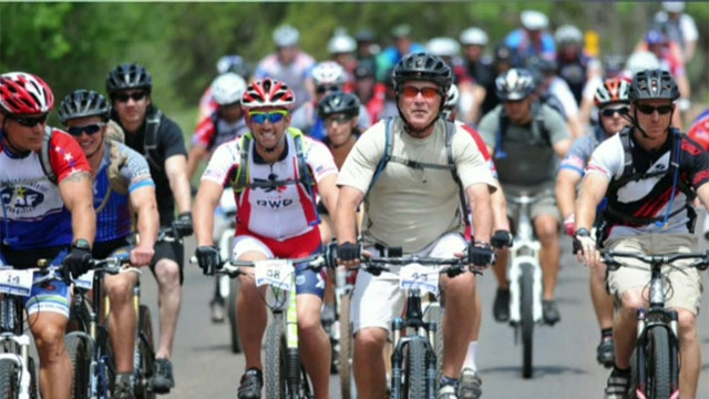 Wounded veterans to bike ride in annual W100K