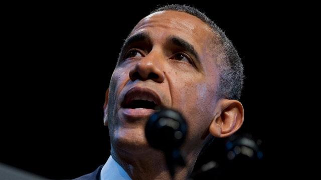 President Obama's agenda at 'dead point'?