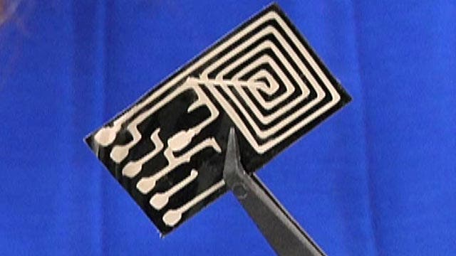 Futuristic science: Electronics that melt away