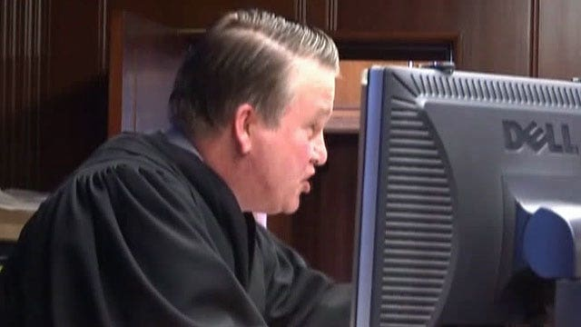 Furious judge explodes at convicted killer