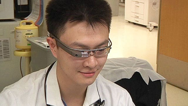 Boston doctors bring Google Glass into the ER