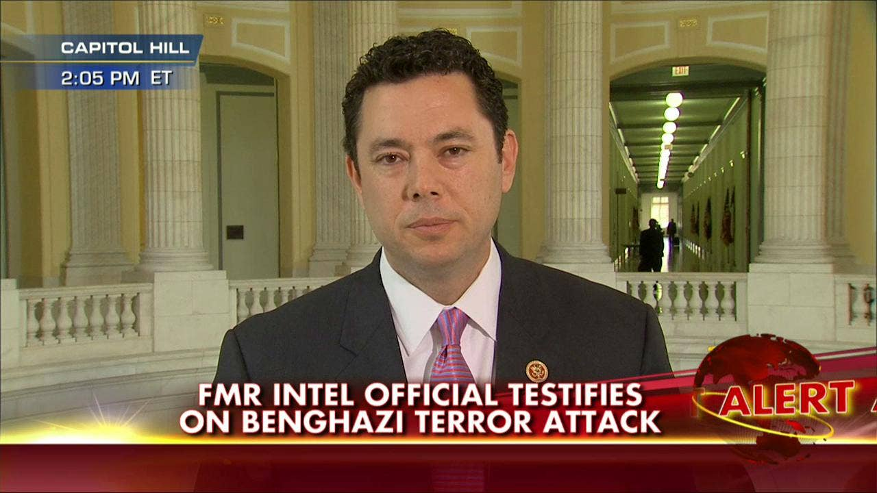 Rep. Chaffetz on new Benghazi testimony, IRS scandal