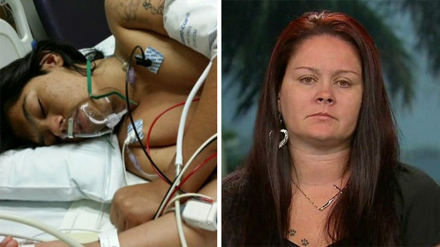 Florida mom demands answers after son allegedly ordered off bus amid seizure