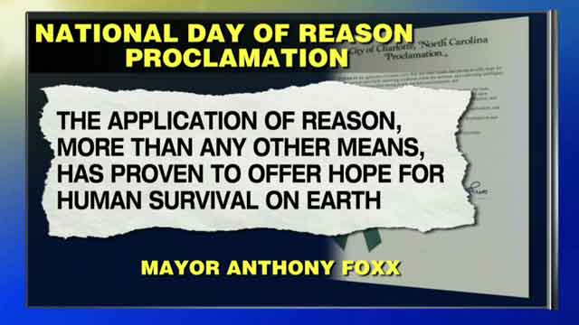 Should Americans observe a 'national day of reason'?