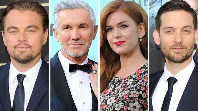 On the red carpet with 'Great Gatsby' stars