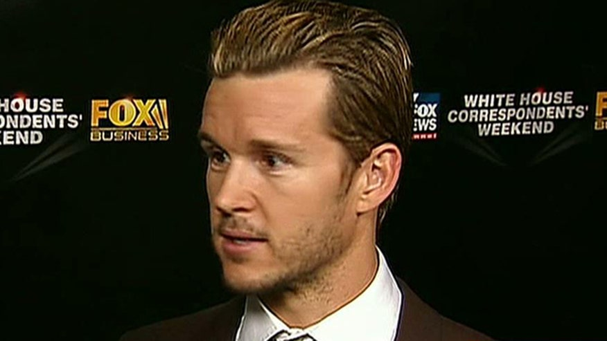 Ryan Kwanten talks to Fox News